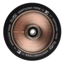 Root Industries 110mm AIR Wheels - Black Copper - Pro Scoote