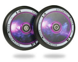 Root Industries 110mm AIR Wheels - Black/Galaxy