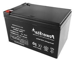 PowerStar® 12V 15Ah F2 Scooter Bike Battery for CSB EVH1215