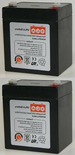 12V 5.5AH Battery for Razor E100 E125 E150 E175 Scooter