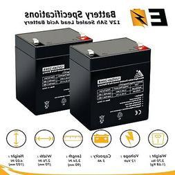 ExpertBattery 12V 5AH Battery for Razor E100 E125 E150 E175