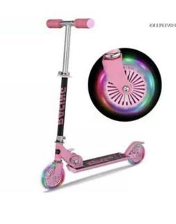 Razor 13010067 A Kick Scooter - Pink/black