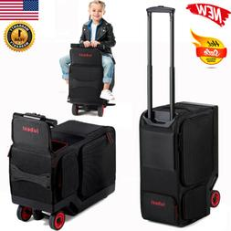 Rideable Electric PC Suitcase Scooter Travel Carry Luggage B