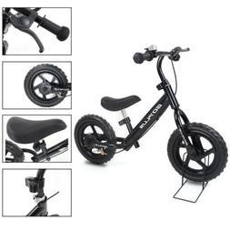 """12""""Kids Toddler Balance Bike Bicycle Cycling Bike Stroller w"""