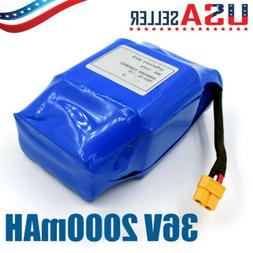 36V 4.4Ah 4400mah High-Quality Replacement Battery For Smart