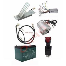 48v 1800w Brushless Motor Speed Controller Kits for Go Cart