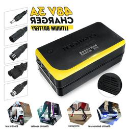 48V 3A Lithium Battery Charger For Single-wheeled Electric B