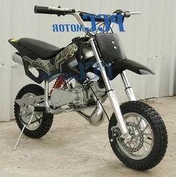 49cc 2-Stroke GAS Motor Mini Pocket Dirt Bike for KIDS Free