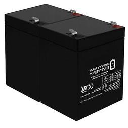 Mighty Max Battery 12V 5AH Battery for Razor E100 E125 E150