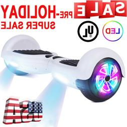 """6.5"""" Wheel Electric Motorized Scooter Hoverboard Hover board"""