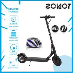 "8.5"" 350W Portable Folding Adult Kick Electric Scooter High"