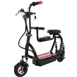 """8""""RECHARGEABLE FOLDING ELECTRIC SCOOTER ADULT KICK E-SCOOTER"""