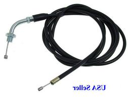"""80 INCHES THROTTLE CABLE 80"""" 33cc 43cc 49cc GAS SCOOTER Ki"""