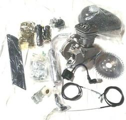 80cc Kit Bicycle Motorized 2-Stroke Gas Motor Engine 6mm NEW
