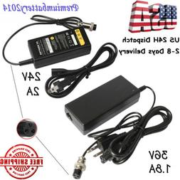 Adapter Power Charger For Razor Electric Skip Scooter e125 e