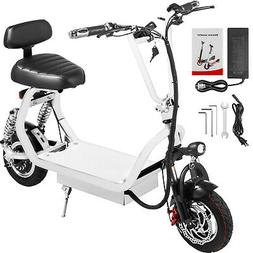Adult Electric Scooter 400W Up to 35km/h Commuter Scooter Ce