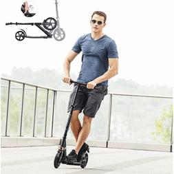 adult folding kick scooter hight adjustable urban