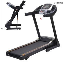 ANCHEER 2.25HP Treadmill Indoor Commercial Health Fitness Tr