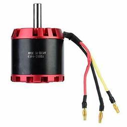 Alomejor Brushless Sensorless Motor 6364-200KV Brushless Mot