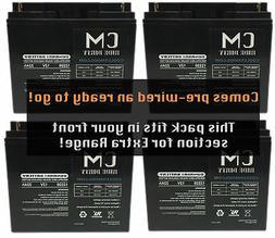 CM Battery Pack - 22AH 48V