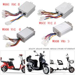 Compact Durable Brush Motor Controller for Electric Scooter