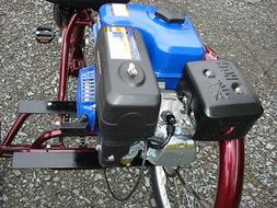 CONVERT YOUR ADULT TRIKE INTO GAS POWERED 3 WHEEL SCOOTER WI