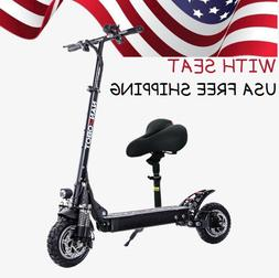 NANROBOT D4+2.0 With Seat Folding 2000W Off Road Adult Elect