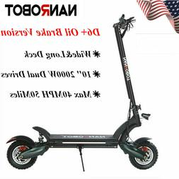 d6 2 0 electric scooter 2000w adult