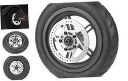 Delaman Scooter Tire Rear Wheel Tire Disc Brake Tyre for Xia