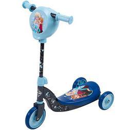 Disney Frozen Secret Storage 3 Wheel Scooter