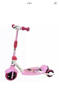 Disney Juniors Minnie Mouse 3-2- Grow Scooter Huffy Disney -