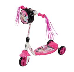 Disney Minnie 3 Wheel Preschool Scooter for Girls by Huffy