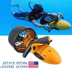 Diving Sea Scooter 24v 6AH Dual Speed Water Scooter 6kmh  30