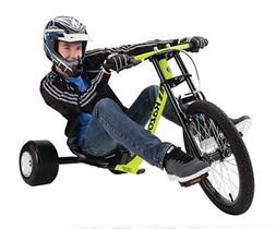 Drift-Trike Scooter Tricycle Big Wheel Outdoor Ride Kids Tee