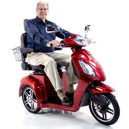 E-Wheels EW-36 FAST Recreational Mobility Scooter EW36 + Fre