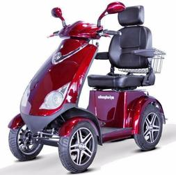 E-Wheels EW-72 FAST Recreational Mobility Scooter + Free Acc