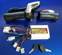 e300 and e200 variable speed kit throttle