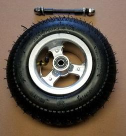 Razor E300 E300S E325 Front Tire and Wheel Assembly Versions