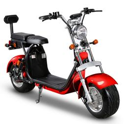 Electric Harley Style Motorcycle Citycoco Scooter 2000 Watts