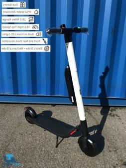 Electric Kick Scooter ES4 NON Foldable 18.6 Mph 28 Miles