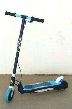 Volt XT1 Teenage Electric Scooter Chain Drive 10mph BLUE H T