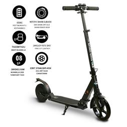 """** Electric Scooter for Teens, Folding 8""""Tire, 3 Adjustable"""