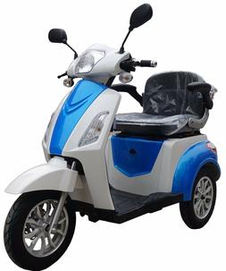 EV3 Three Wheel Electric Mobility Luxury Scooter 800 - Watt