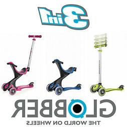Globber Evo Comfort Kids All In 1 Scooter 15 Months +