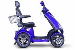EW-72 Electric Powered Mobility Scooter 700w Hub Motor 15mph