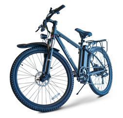 EWheels EW-Rugged Electric Mountain Bike, E-Bike, Electric B