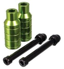 Madd Gear MGP Extreme Scooter Pegs Green