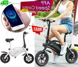 Foldable Electric Bicycle/E-Bike/Scooter 350W Ebike 12 Mile