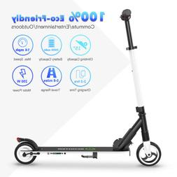 Folding Electric Scooter 250W 14MPH Aluminum Portable Teens