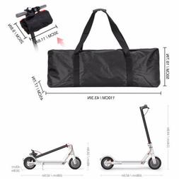 Folding Electric Scooter Car Handheld/Shoulder Carry Storage